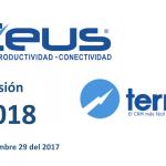¡Nueva versión Zeus Terra 2018!